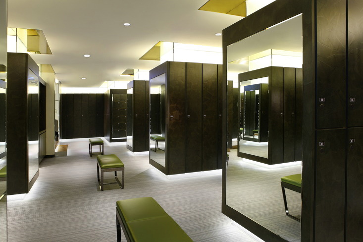 Lotte Hotel, Spa